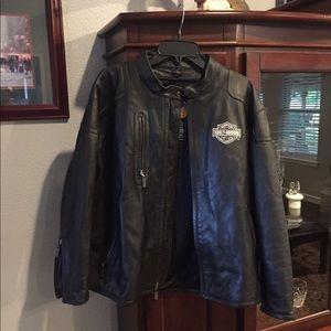 Beautiful leather Harley Davidson Jacket